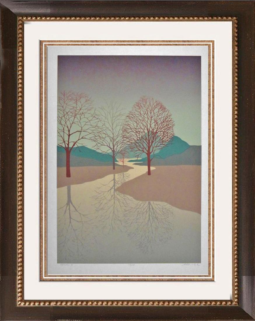 Landscape Path Mountain Scenic Limited Edition