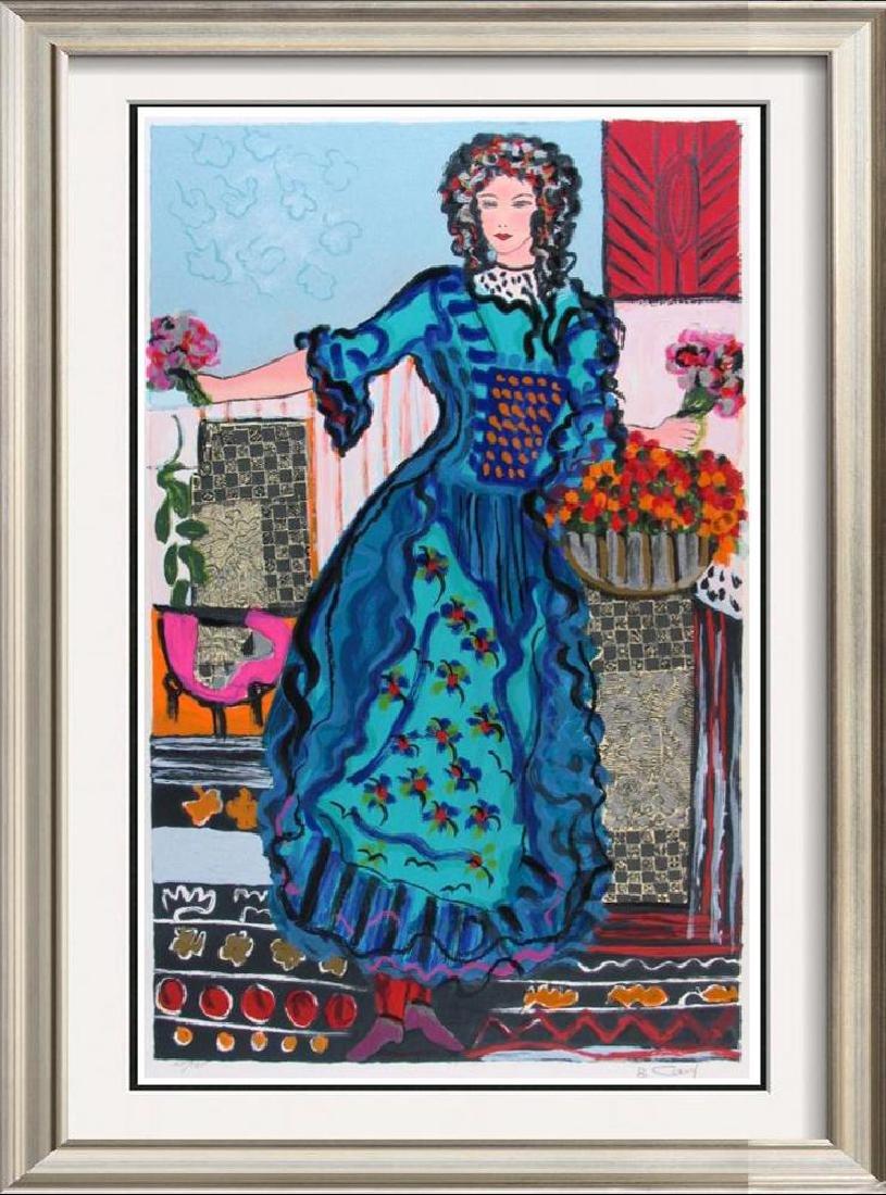 Israeli Artist Bracha Guy Tarkay Style Ltd Ed $75