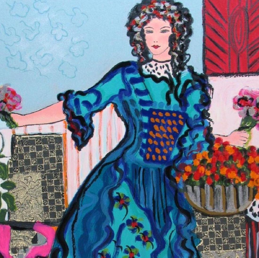 Israeli Artist Bracha Guy Tarkay Style Ltd Ed $75 - 3