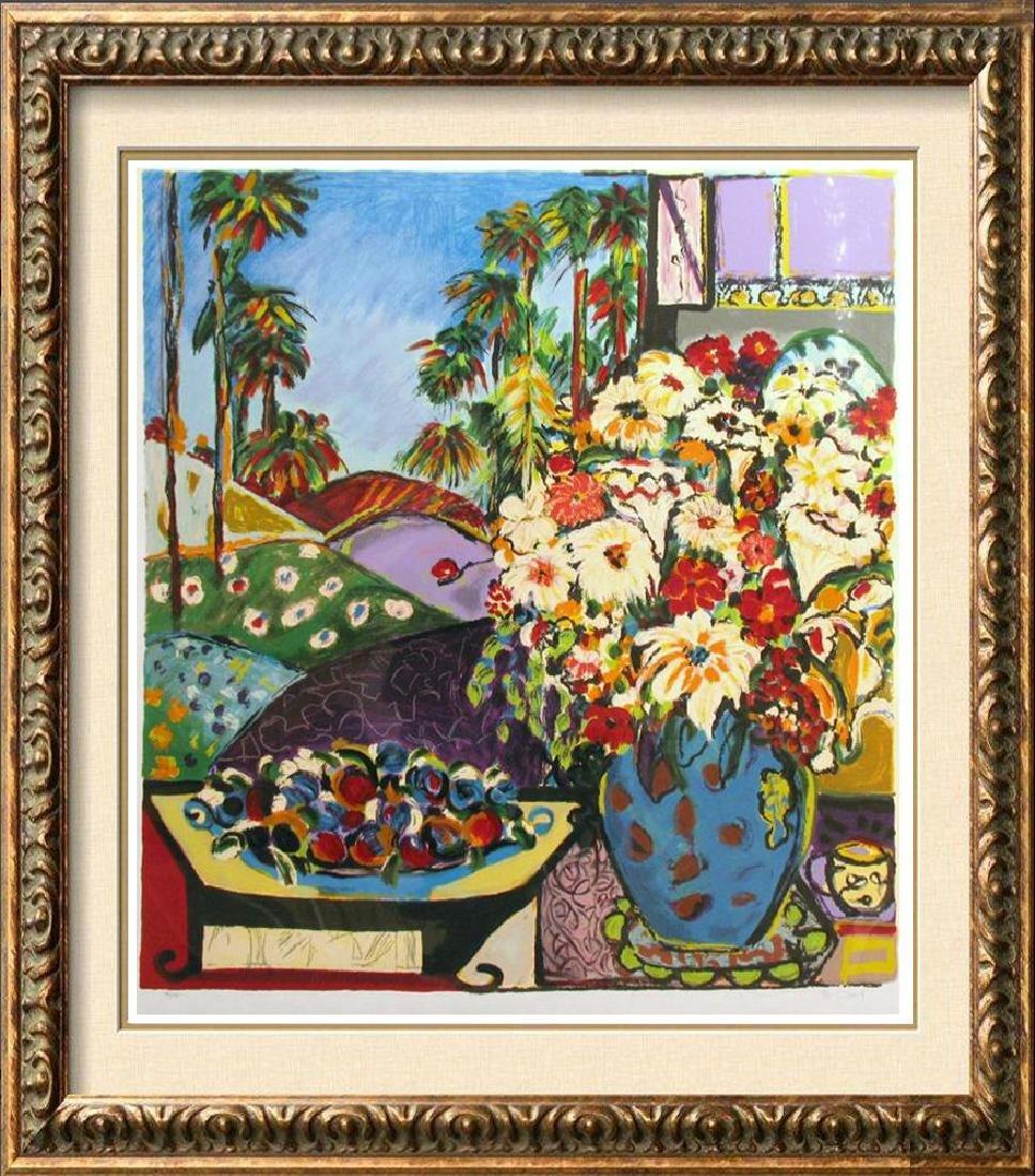 Bracha Guy Israeli Art Large Sold Out Ltd Edition