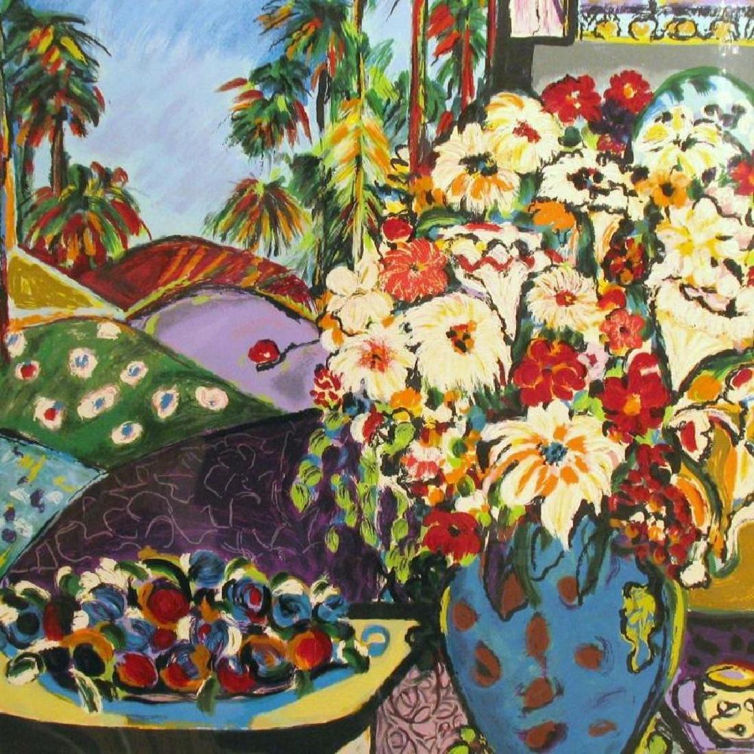 Bracha Guy Israeli Art Large Sold Out Ltd Edition - 3