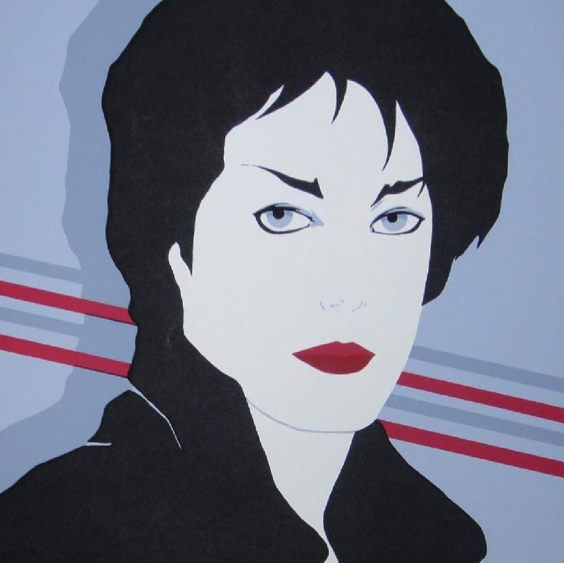 "Art Deco Nagel ""Style"" Signed Serigraph Art Sale"