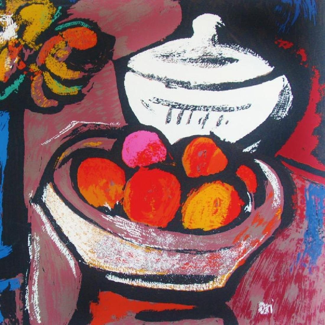 Beautiful Still Life with Fruit Contemporary Limited - 4