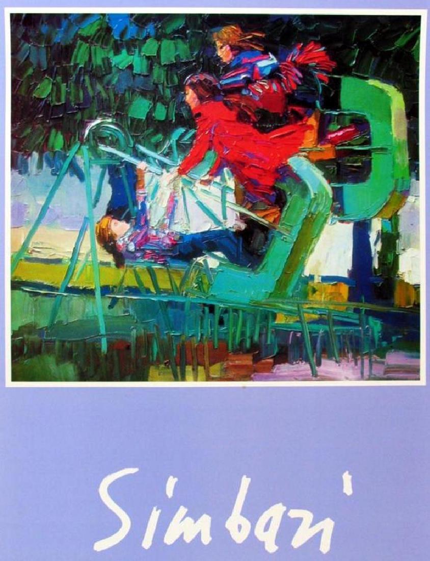 Nicola Simbari Impressionism Colorful Art Print