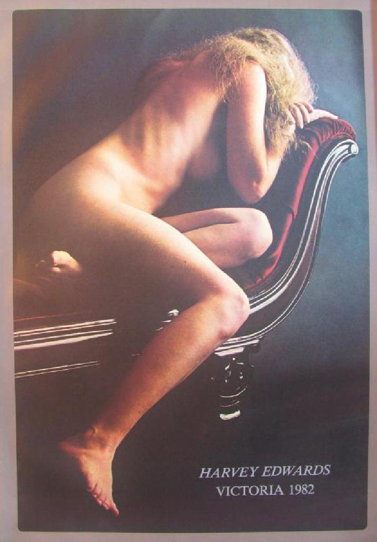 Huge Nude Edwards Realism Art Print Sale