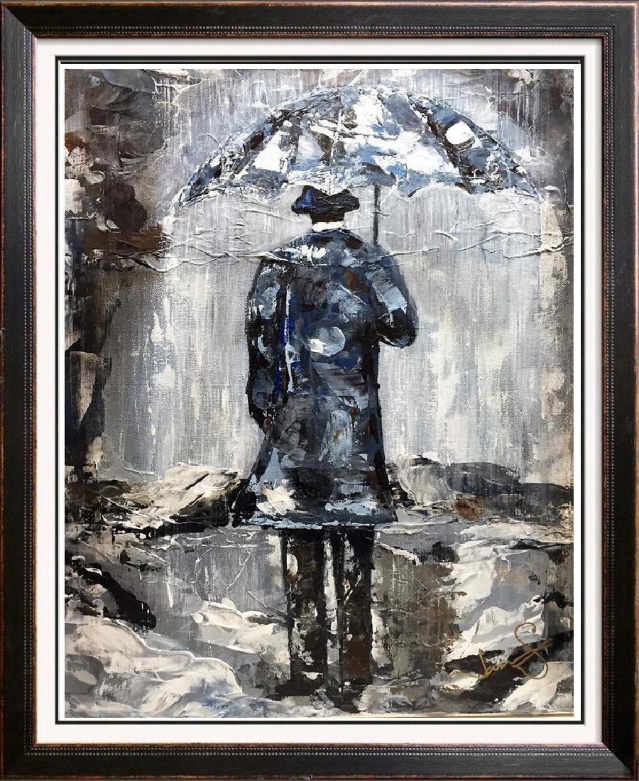 Abstract Modern Art Storm Swahn Original Acrylic