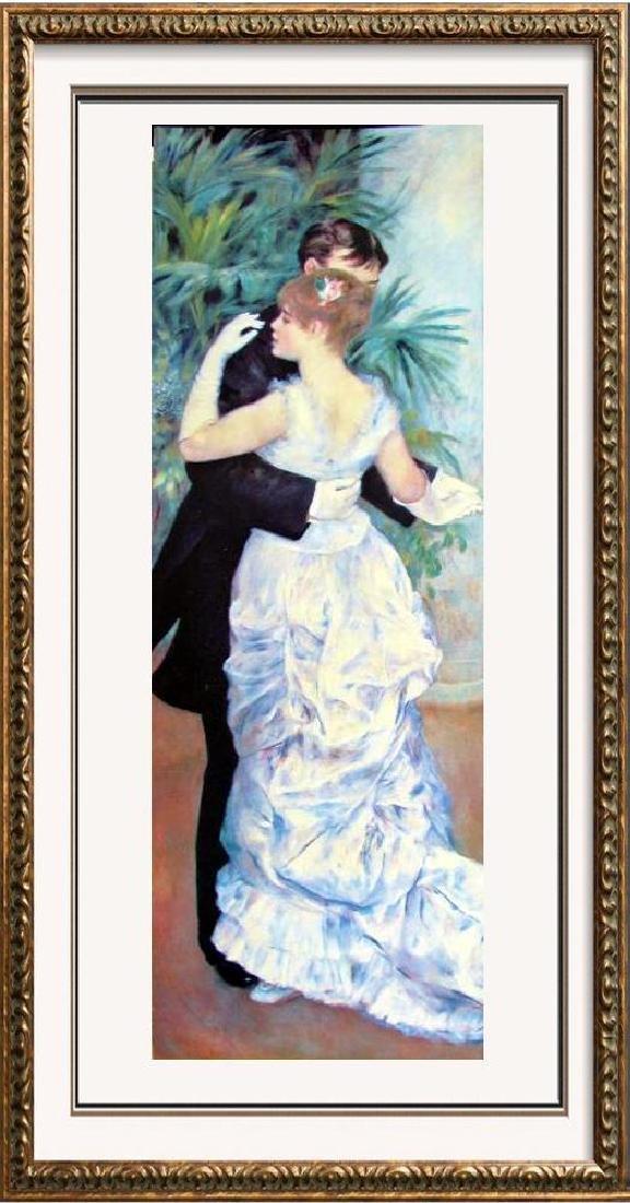 Pierre Auguste Renoir Danse A La Ville 1994