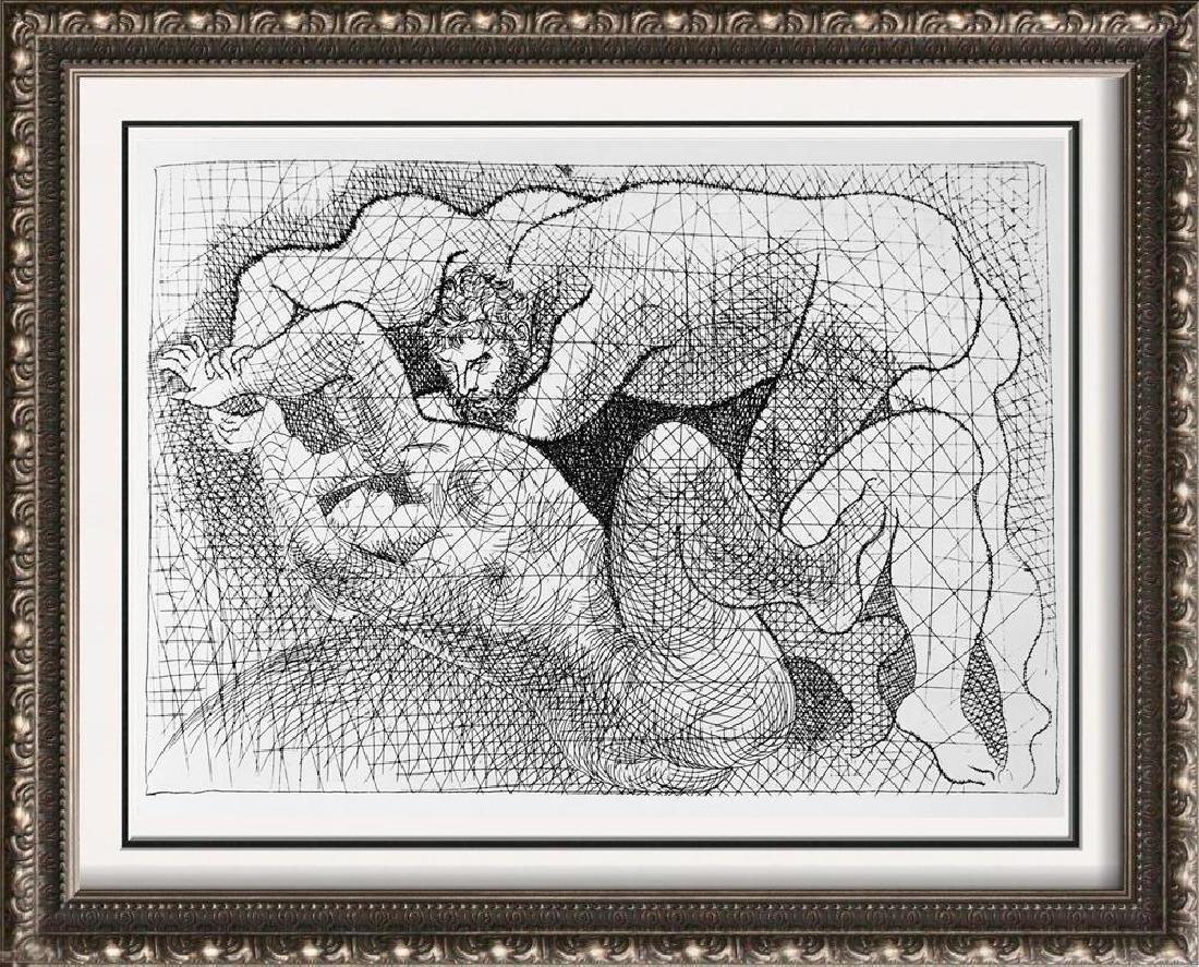 Pablo Picasso 'After'  The Rape c. 1931 Fine Art Print