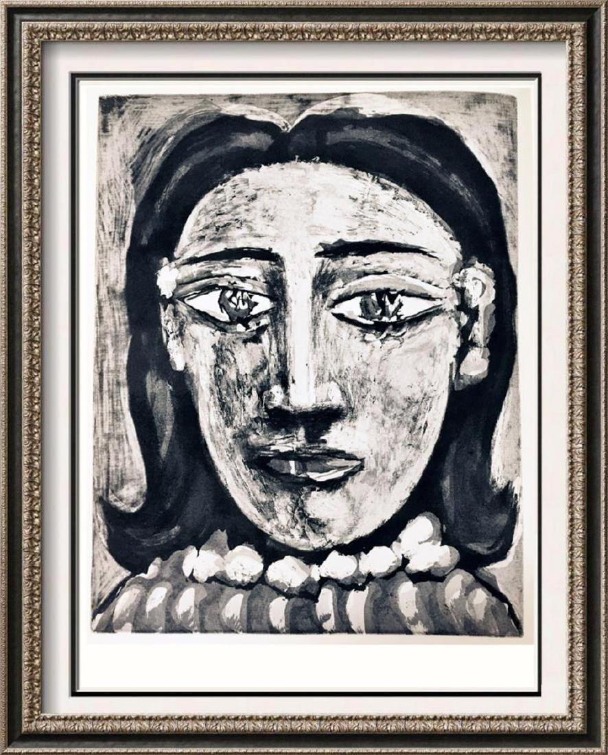 Pablo Picasso 'After'  Head of a Woman I c. 1939 Fine