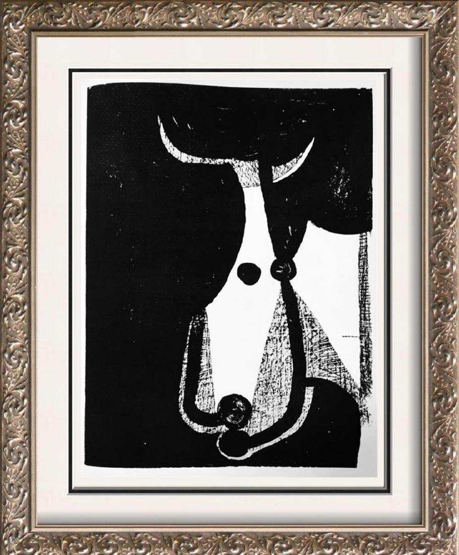 Pablo Picasso 'After'  Bull's Head c. 1948 Fine Art