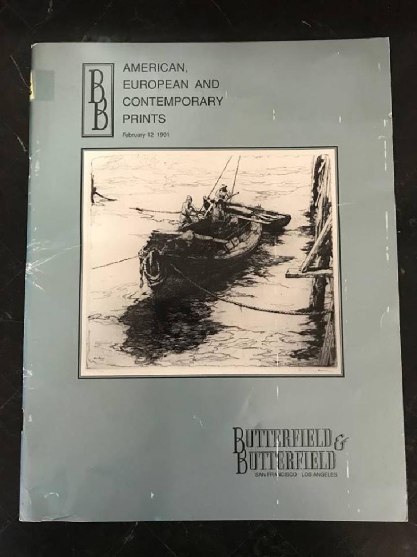 """Butterfield & Butterfield """"American, European &"""