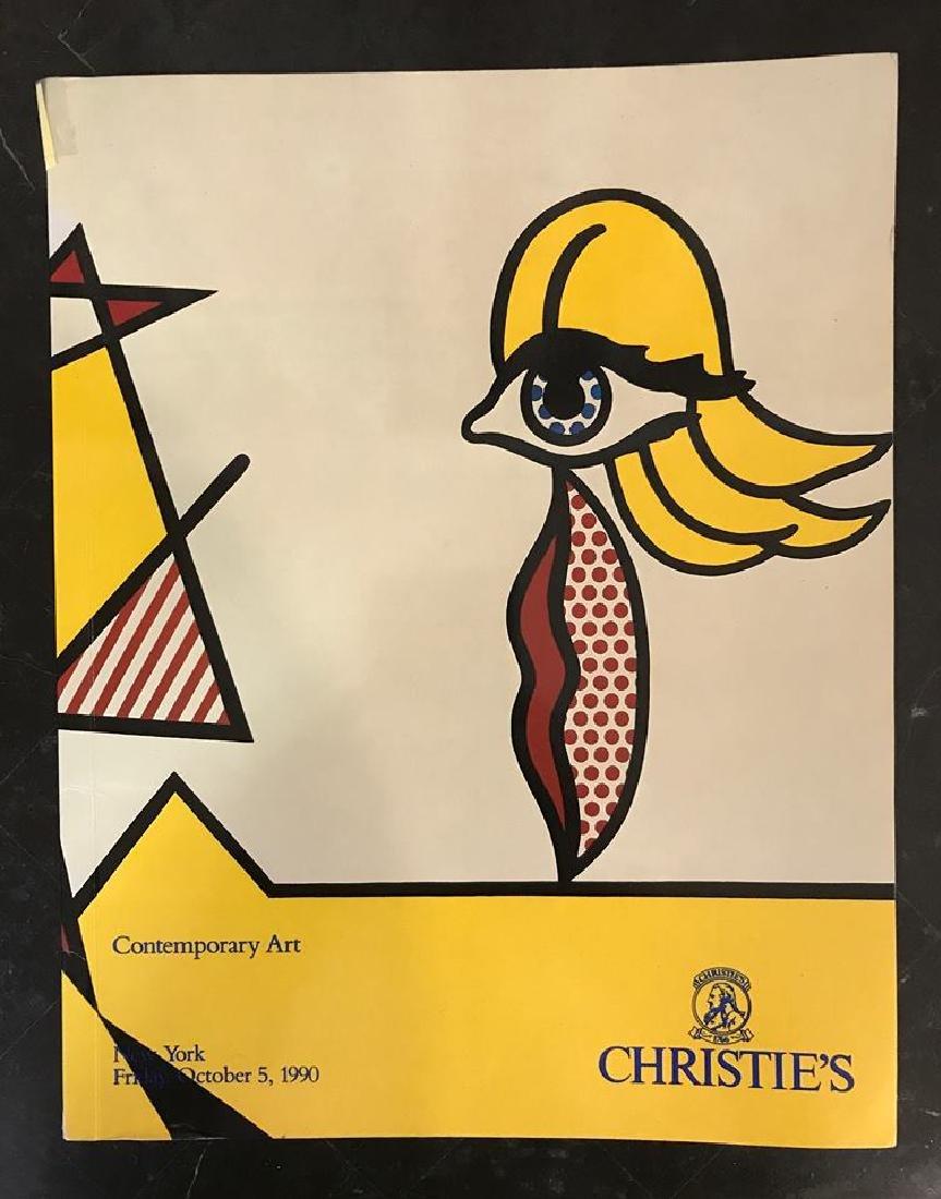 """Christie's """"Contemporary Art"""""""