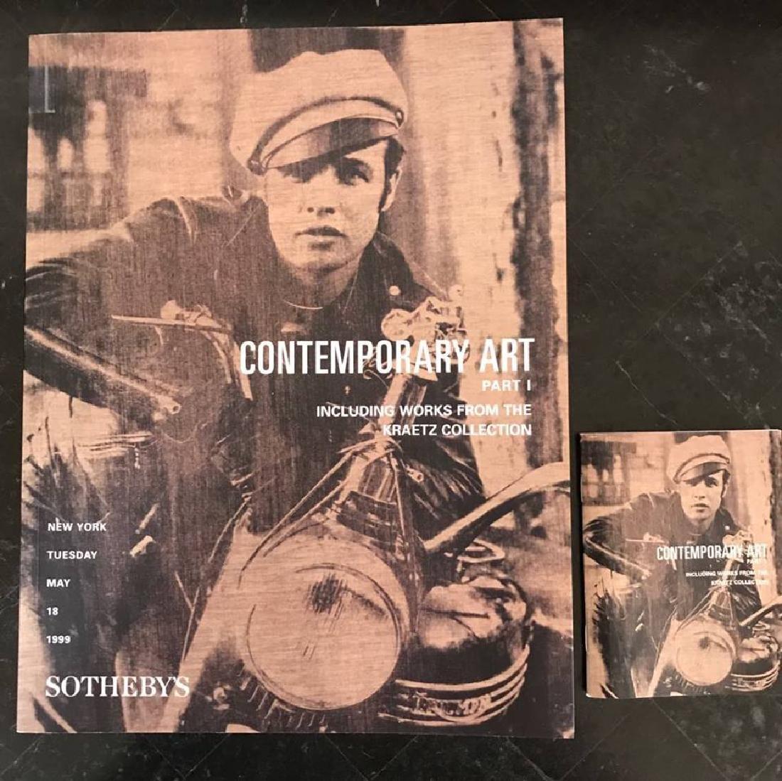 "Sotheby's ""Contemporary Art Part 1"""