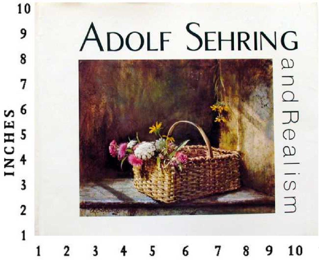 Dealer Liquidating Art Books Adolf Sehring And Realism