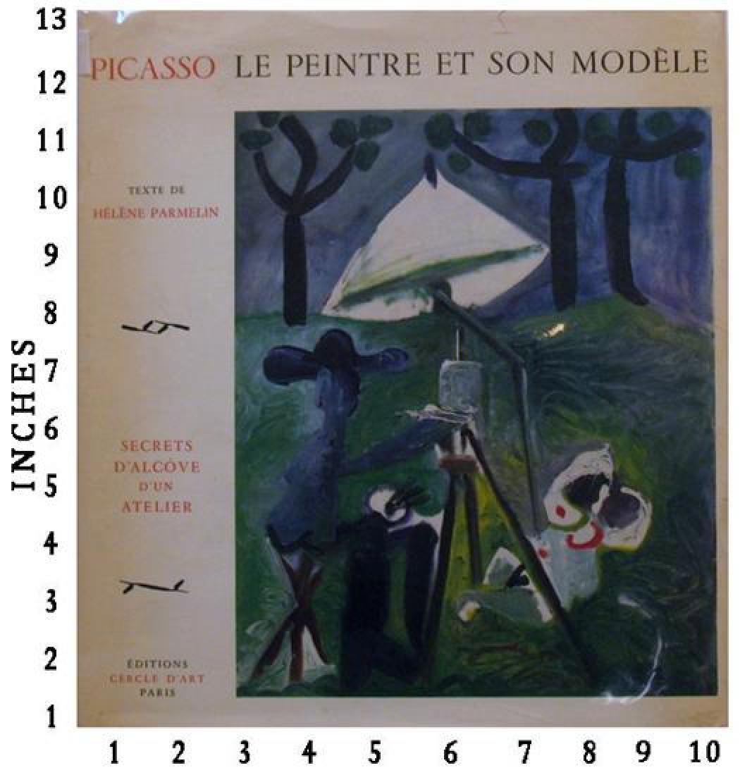 Dealer Liquidating Art Books Pablo Picasso - Picasso Le