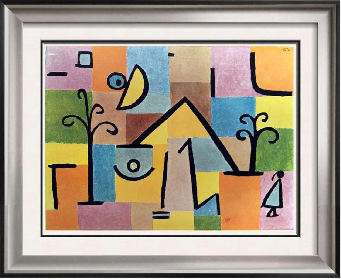 Paul Klee Oriental-Sweet c.1938 Fine Art Print Signed