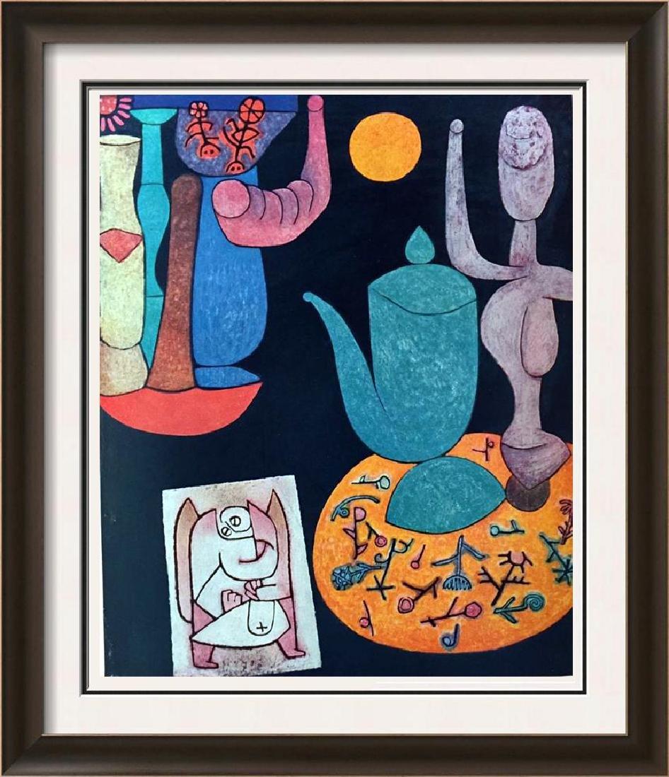 Paul Klee Still Life c.1940 Fine Art Print