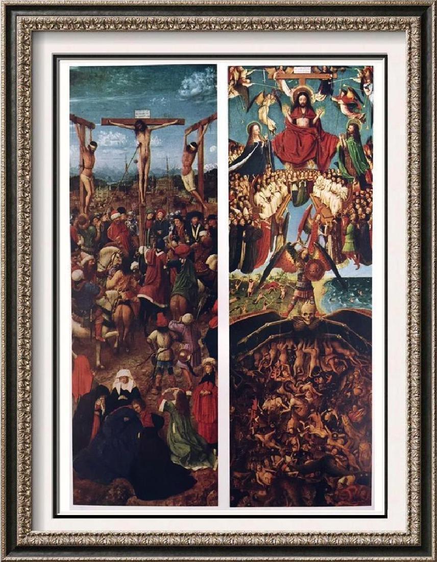 Masterpieces of Flemish Painting Hubert Van Eyck: The