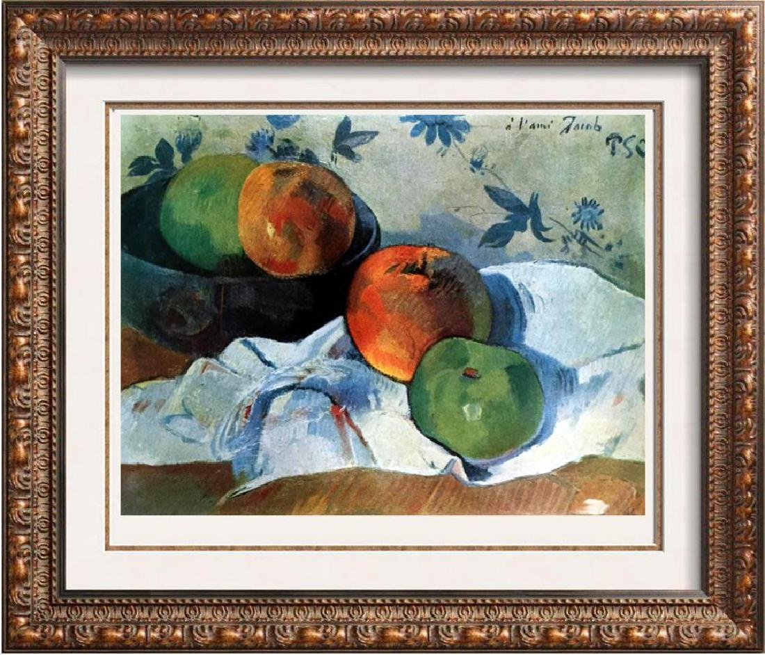 Gauguin, Paul Nature Morte De Pommes c.1888 Fine Art