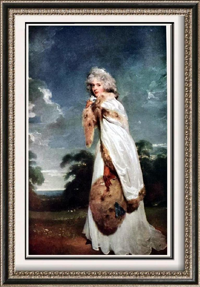 Masterpieces of British Painting by  Thomas Lawrence: