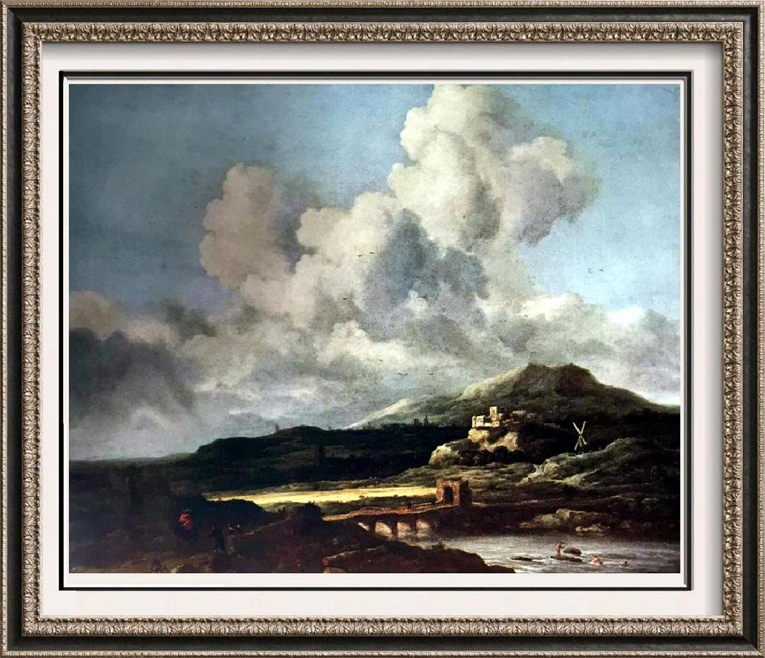 Masterpieces of Dutch Painting Jacob Ruisdael: The