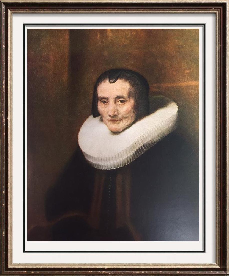 Rembrandt Margaretha de Geer c.1661 Fine Art Print
