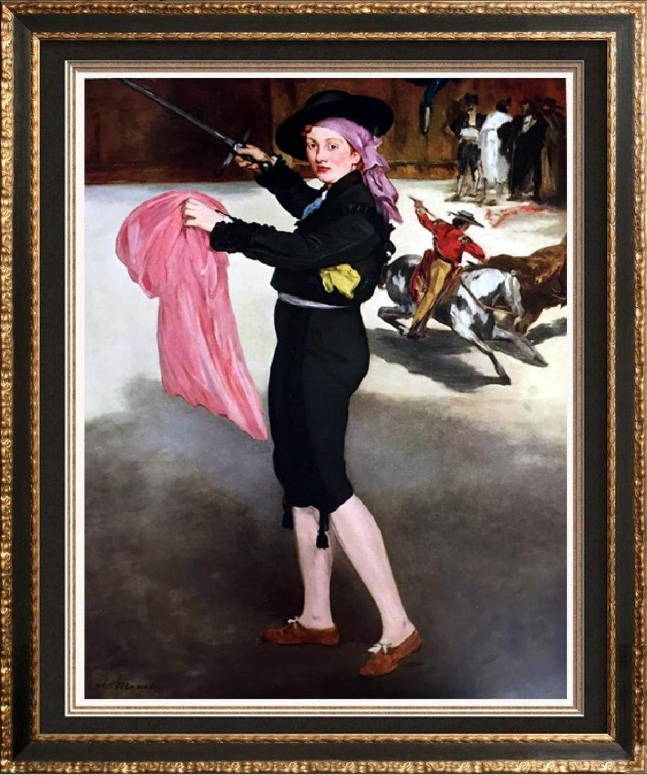 Edouard Manet MLLE. Victorine in the Costume of an