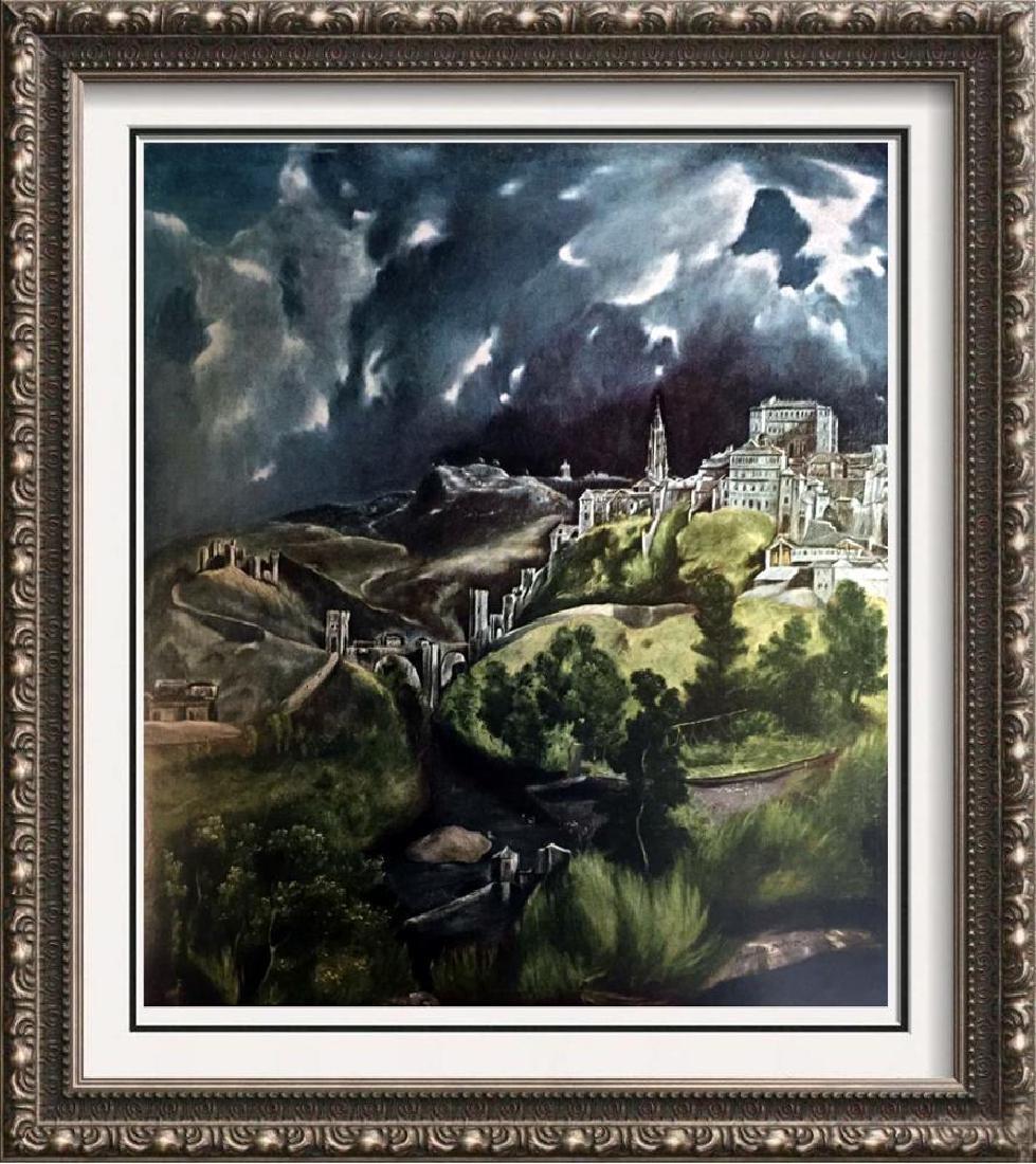 El Greco (Domenicos Theotocopolos) Toledo c.1604-14