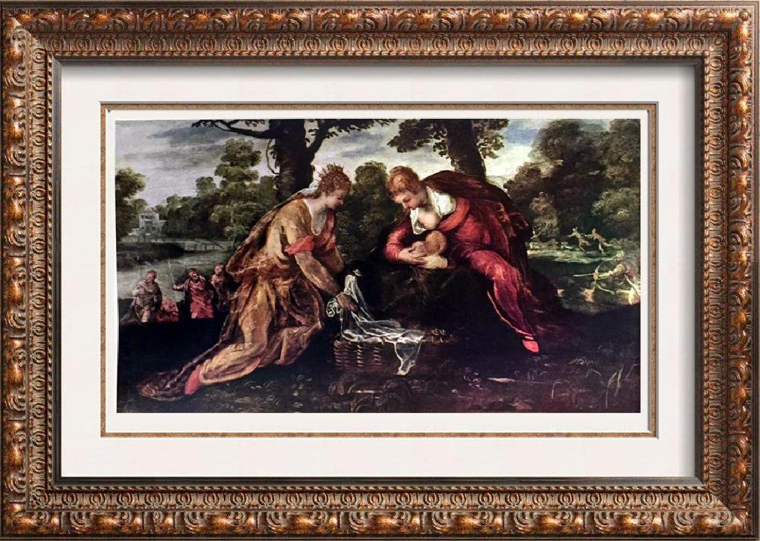Masterpieces of Italian Paintings Tintoretto: The