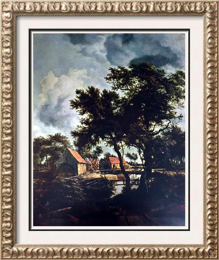Masterpieces of Dutch Painting Meindert Hobbema: The