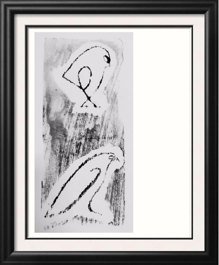 Pablo Picasso 'After'  The Chicken and the Eagle c.