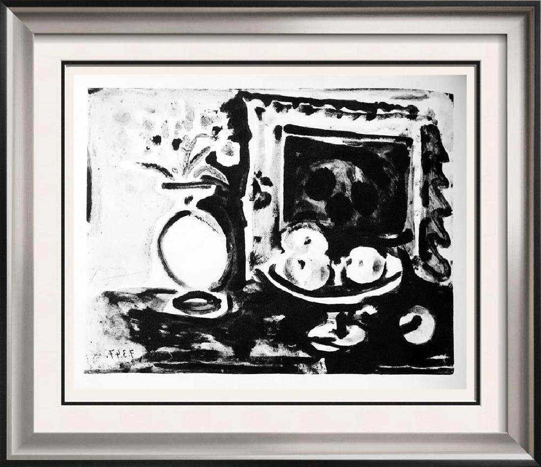 Pablo Picasso 'After'  Large Still Life with Fruit bowl
