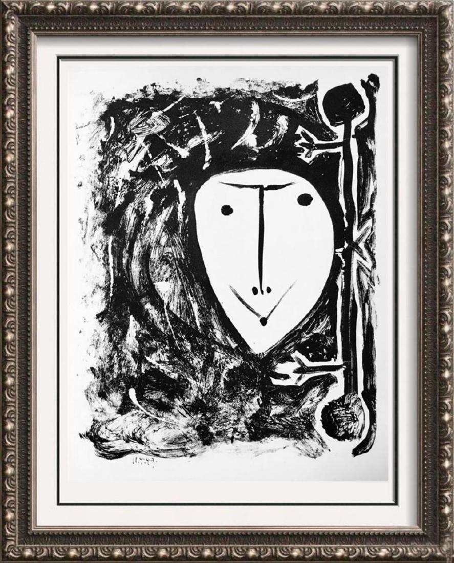 Pablo Picasso 'After'  Elegie d'I Phetonga c. 1949 Fine