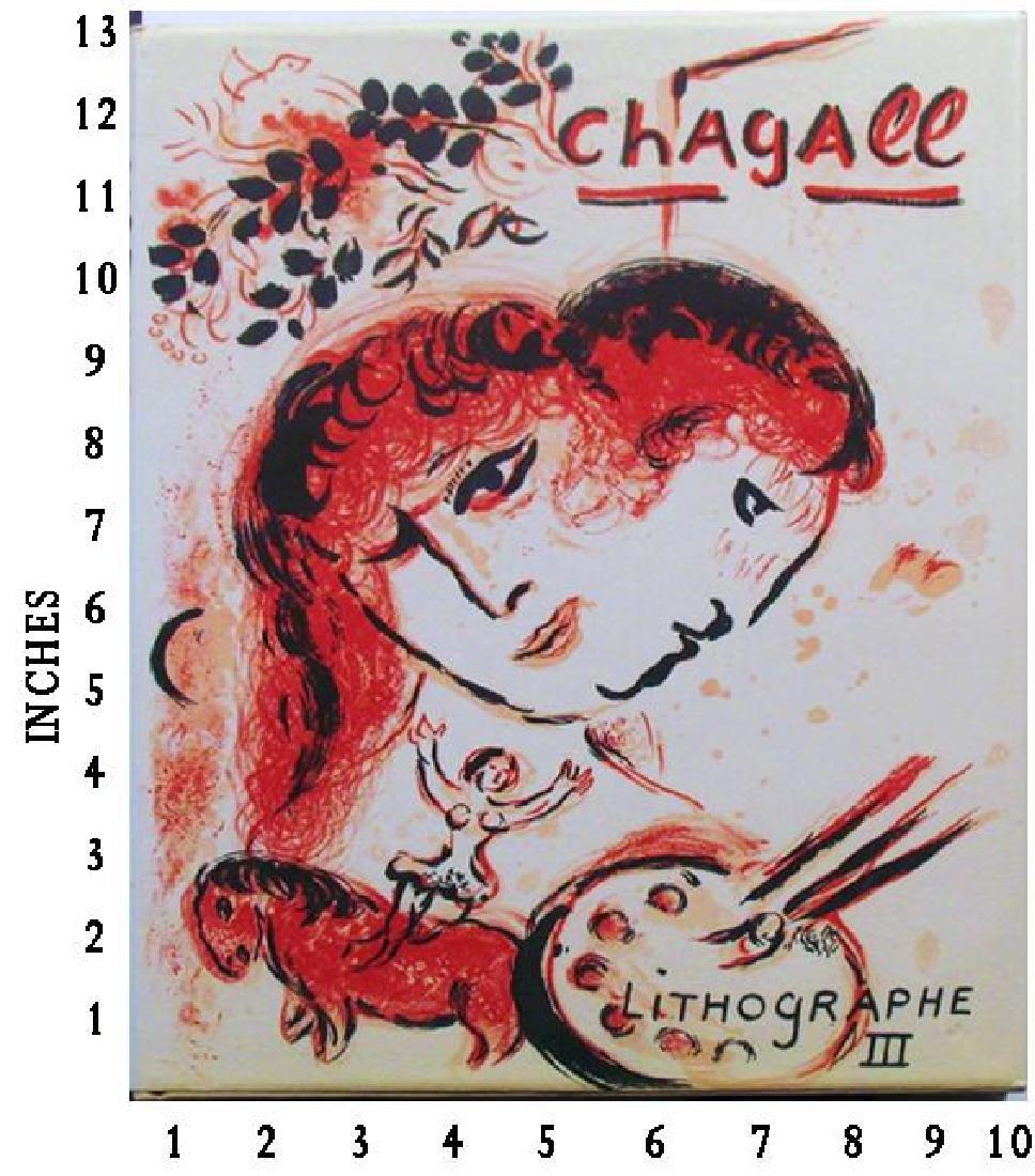 Art Book Liquidation Sale Lithographe Iii 1962-1968