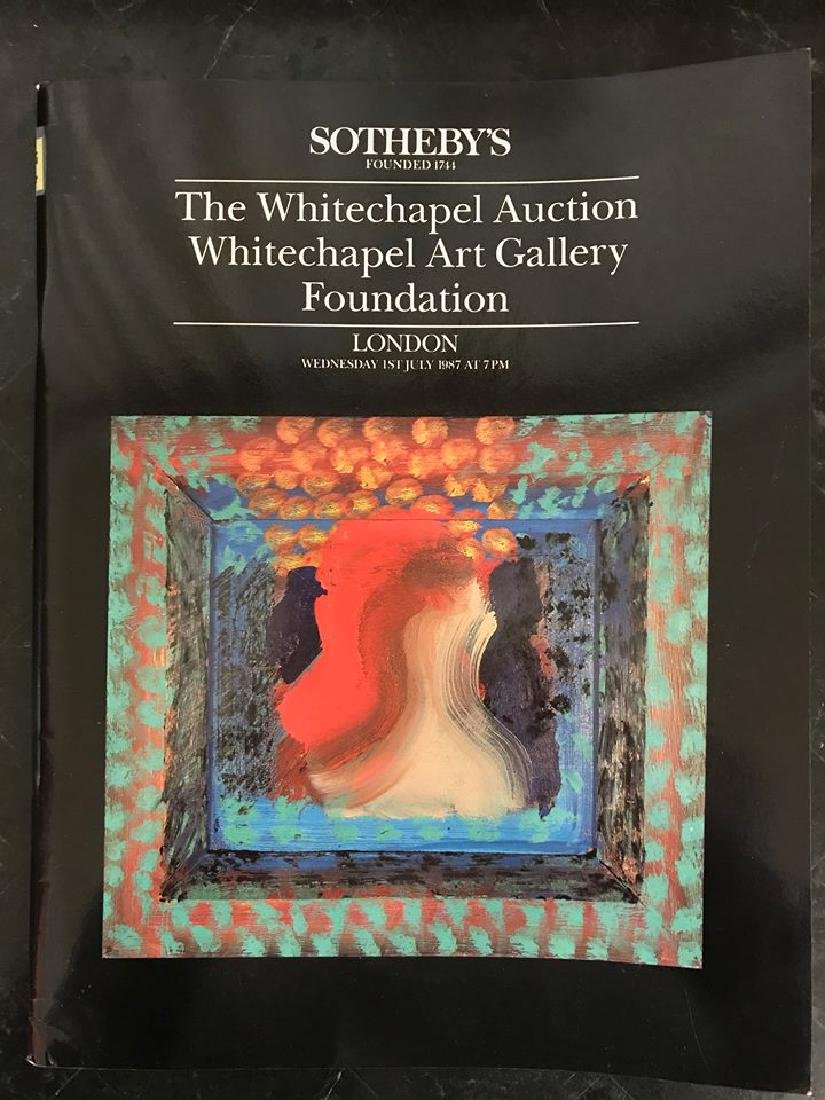"""Sotheby's """"The Whitechapel Auction"""""""