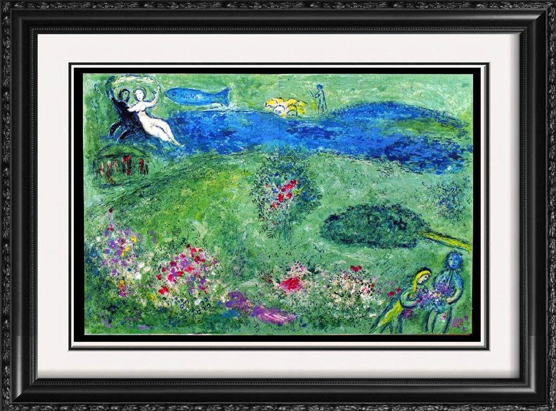 """Chagall """"After"""" Art For Sale Wholesale Abstract"""