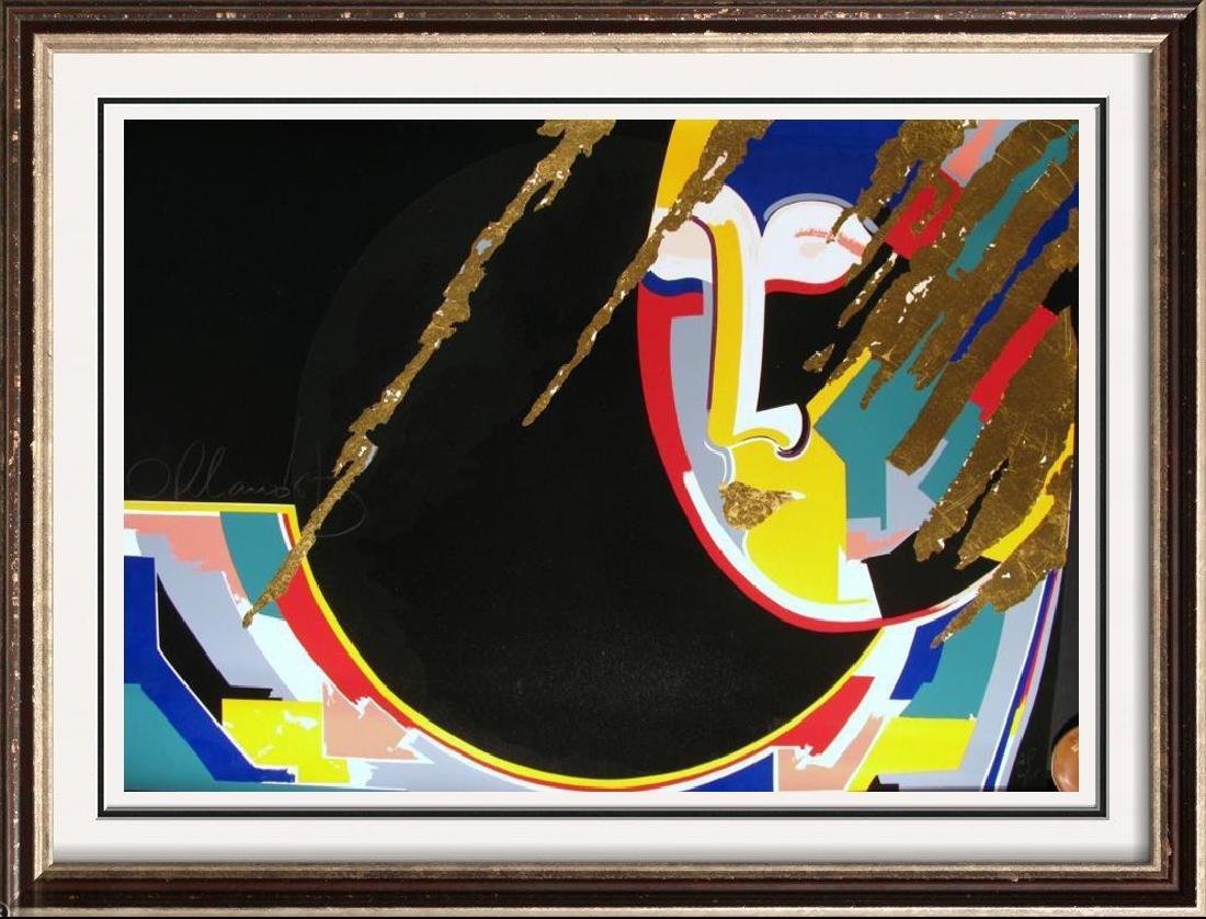 Resoluto Orlando Agudelo Botero Abstract Modern Ltd Ed