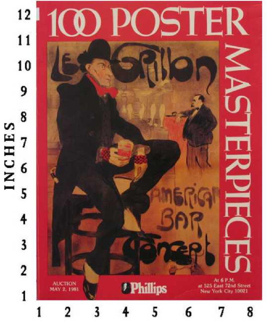 Art Book Liquidation Sale Posters 100 Poster