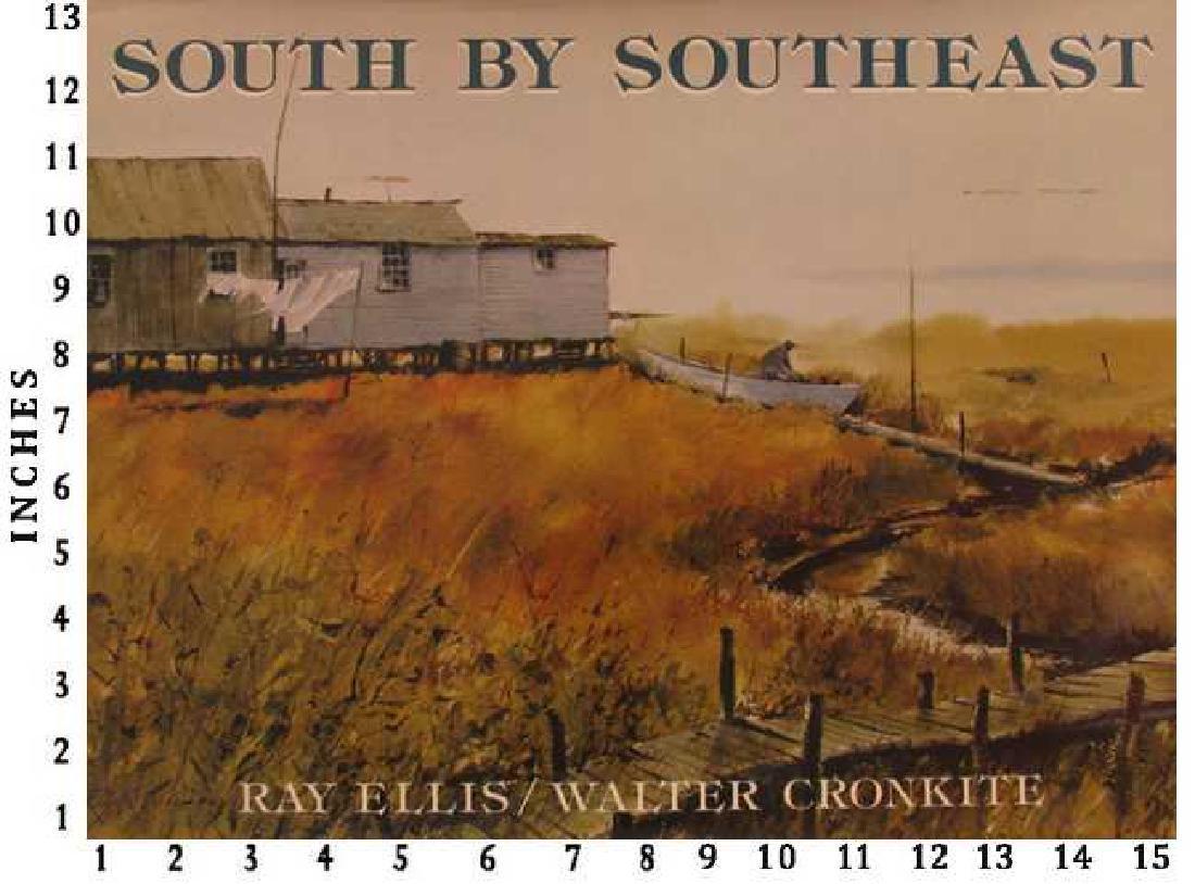 Art Book Liquidation Sale Ray Ellis South By Southeast