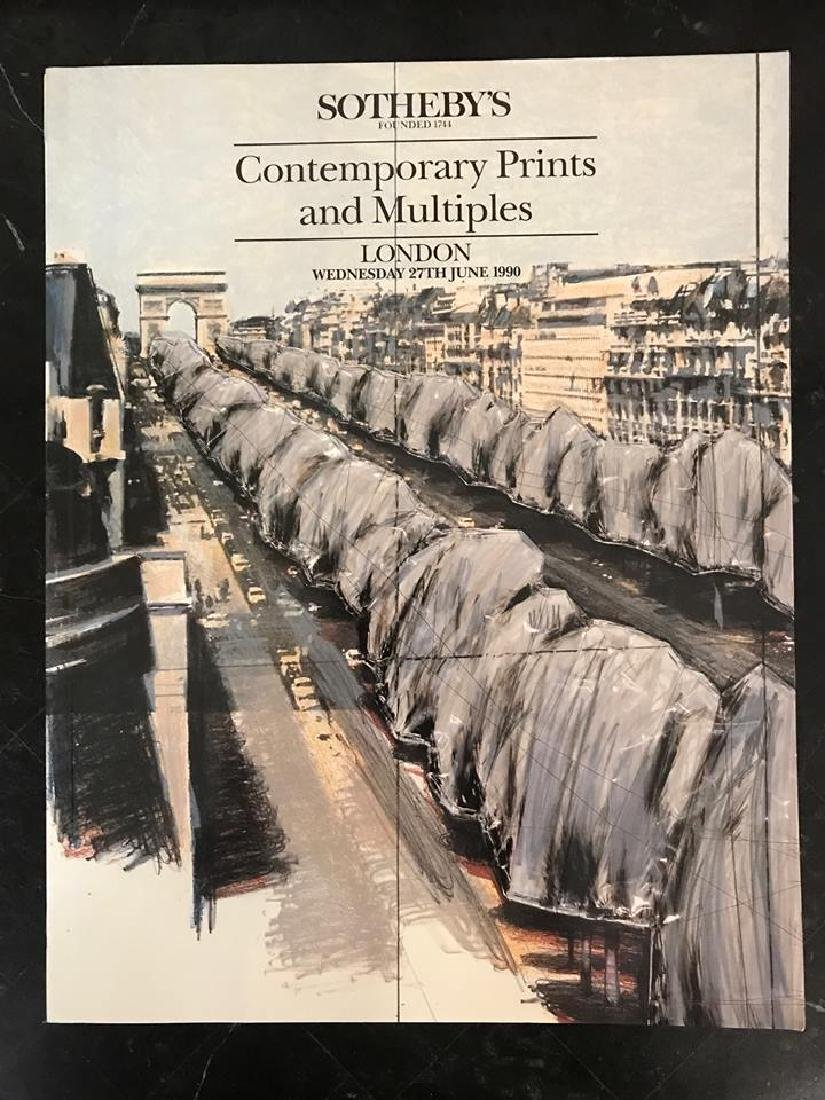 """Sotheby's """"Contemporary Prints & Multiples"""""""