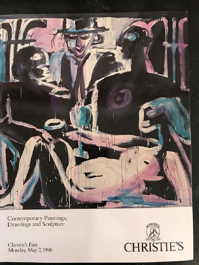 "Christie's ""Contemporary Paintings, Drawings &"