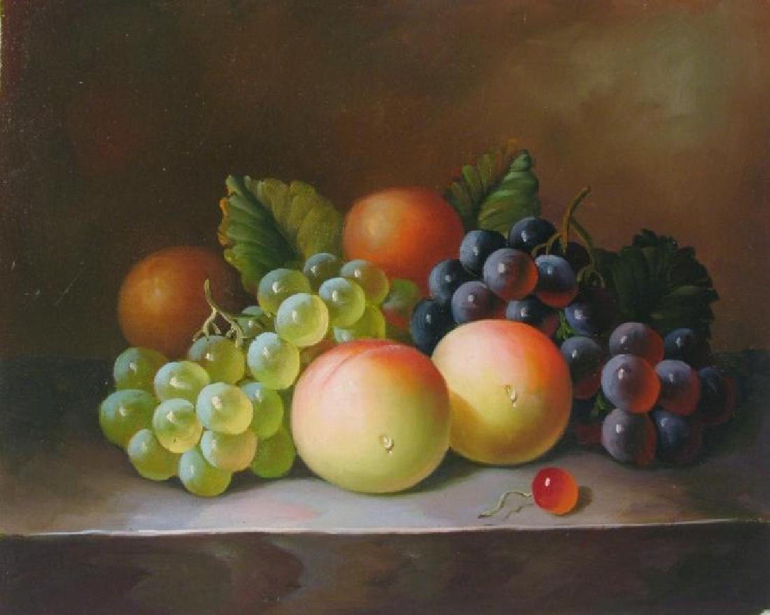 Still Life Fruit Realism - Buy 2 Get Free Shipping