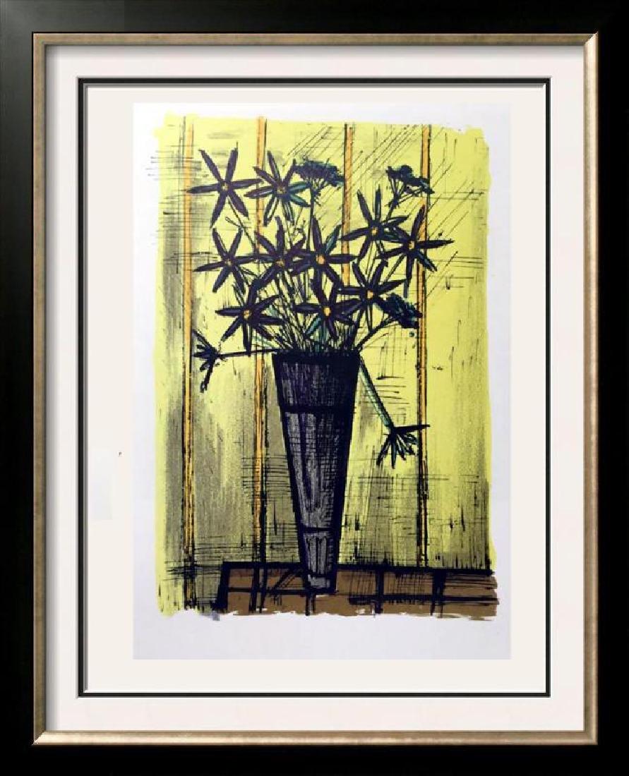 Bernard Buffet Bouquet of Flowers & Galerie Charpentier