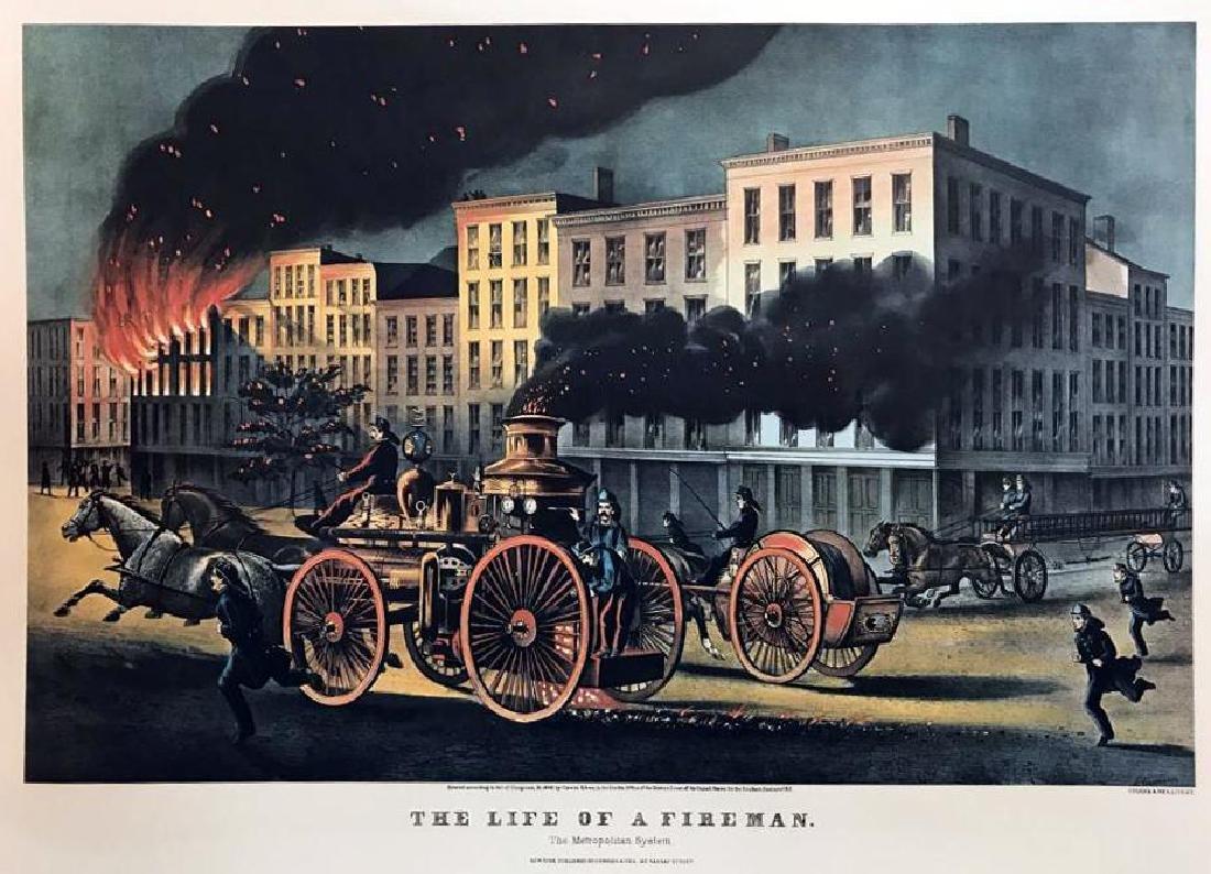 Roy King c.1987 The Life Of A Fireman The Metropolitan - 2