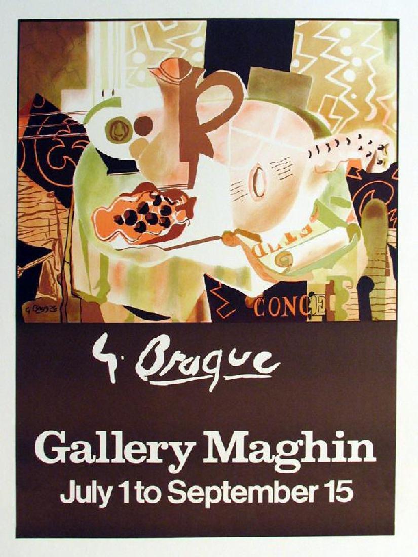 Georges Braque Lithograph Fine Art Print Rare Art - 2