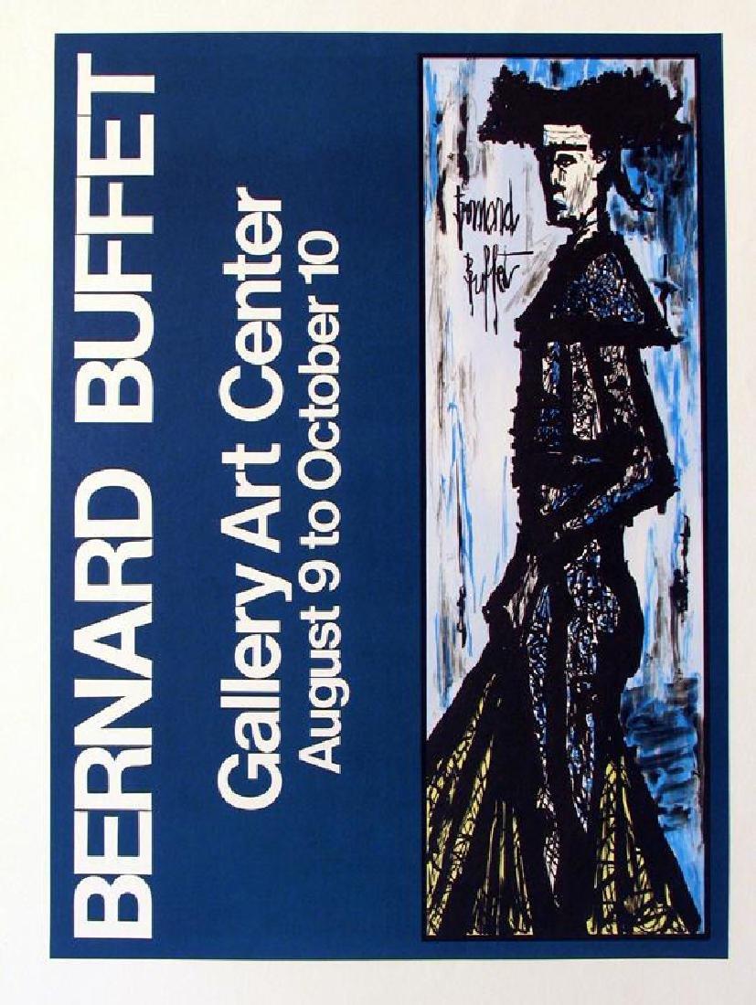 Bernard Buffet Lithographic Poster Great Value!! - 2