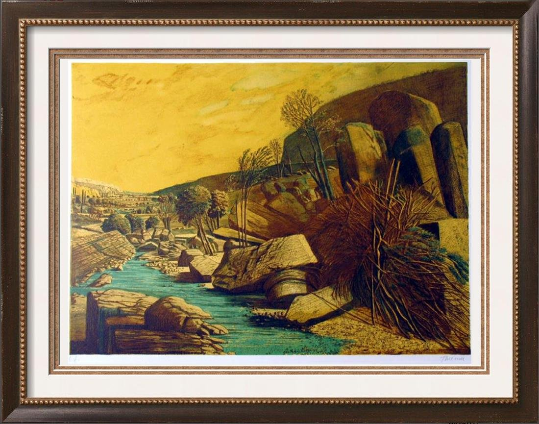 WHOLESALE DEALER LIQUIDATION THEIMER LITHOGRAPH AP
