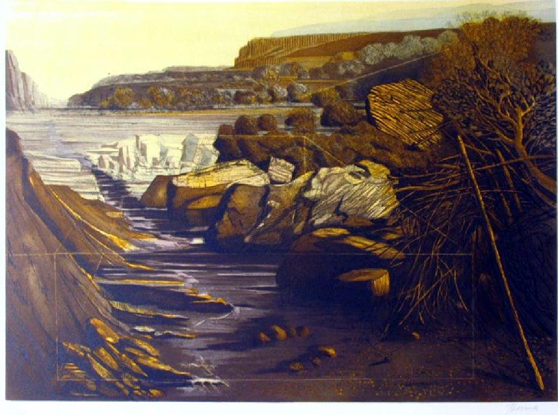 ARTIST'S PROOF LTD ED THEIMER RARE FINE ART LITHO SALE
