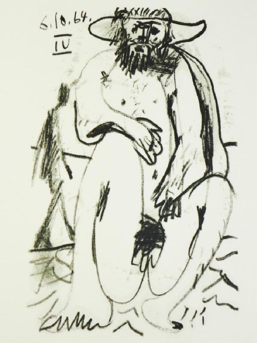 FANTASTIC PICASSO RARE 1964 LIMITED EDITION