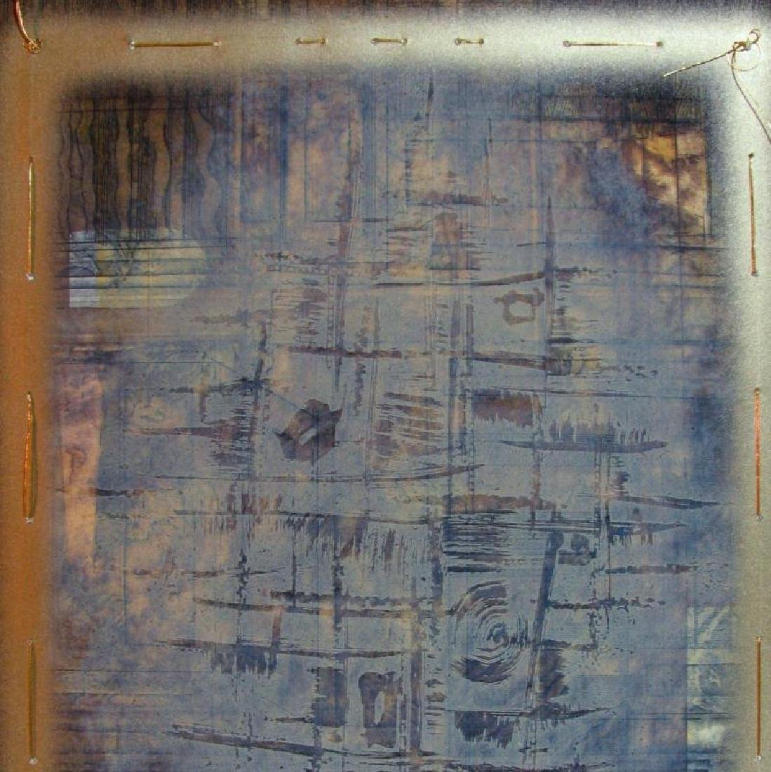 Lithograph Textured Limited Edition Signed Art - 2